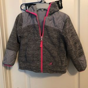 Lightweight reversible Girl's jacket 5/6
